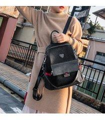 mochila de mujer, mochila de mujer salvaje mochila de viaje multifunción