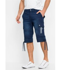 regular fit jeans bermuda
