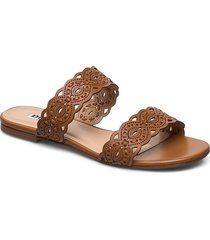 lauretta shoes summer shoes flat sandals brun dune london