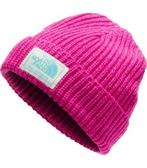 gorro salty pup rosado the north face