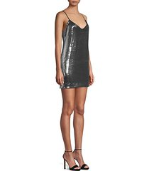 bijoux sequin mini dress