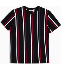 mens navy striped t-shirt