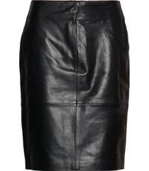 folly skirt kort kjol svart soaked in luxury