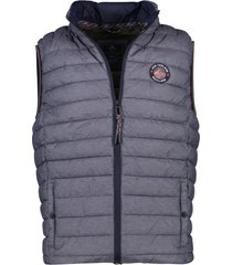bodywarmer donkerblauw new zealand vanda
