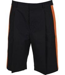 side band bermuda shorts