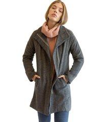 abrigo julia gris racaventura