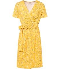 abito a portafoglio (giallo) - bodyflirt