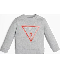 bluza z trójkątynym logo