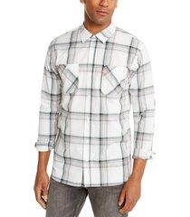 levi's men's remick plaid shirt