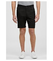 travel tech tailored fit flat front shorts - big & tall by jos. a. bank
