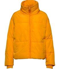 alexa jacket fodrad jacka gul desires