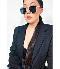 akira aviation rhinestone sunglasses