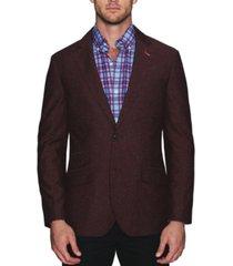 tailorbyrd men's donegal textured sport coat