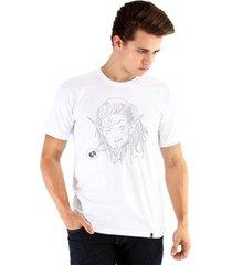 camiseta ouroboros elf sketch masculina - masculino