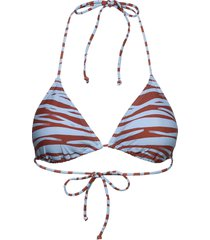 bilbao triangle bikinitop blå missya