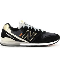lage sneakers new balance cm 996 bh negro