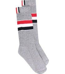 athletic mid-calf socks,
