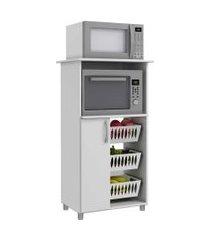 fruteira forno/micro branco-brilho genialflex móveis
