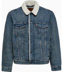 levis type 3 sherpa truc jacket 16365