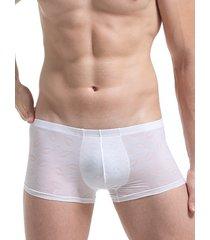 hombres boxers muy finos ropa interior cómoda de alta elasticidad