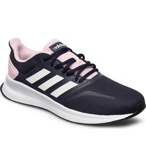 runfalcon shoes sport shoes running shoes svart adidas performance