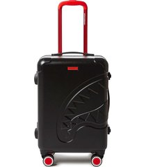 sharkitecture carry-on luggage - black 9100cl64nsz-22