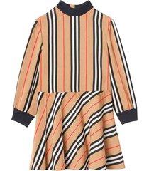 burberry camel dress
