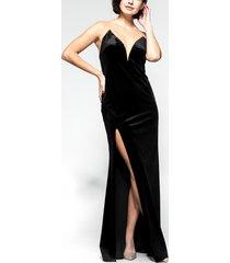 sukienka aksamitna