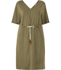 klänning jradora 2/4 sl below knee dress