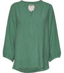 lydiapw sh blouse lange mouwen groen part two