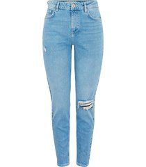 jeans pcleah mom hw ank dest lb110-ba/cp