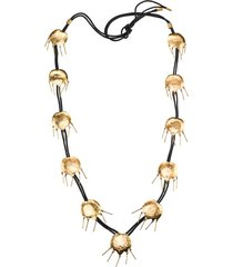 goldss tulip necklace, women's, josie natori