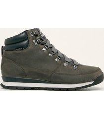 the north face - buty back to berkeley redux leather