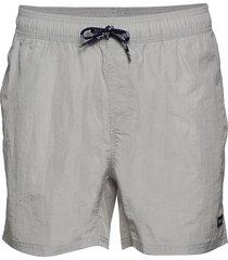 leisure swim shorts badshorts grå h2o