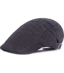 cappellino per berretto in cotone traspirante con cappuccio regolabile da uomo