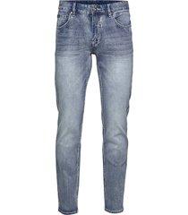 5 pocket jeans stretch jeans blå lindbergh