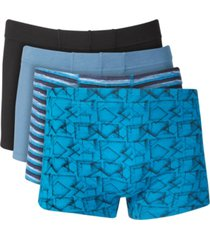 alfani men's 4-pack boxer briefs, created for macy's