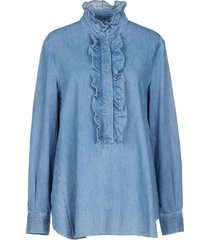 stella mccartney denim shirts