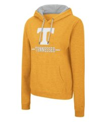 colosseum tennessee volunteers women's genius hooded sweatshirt