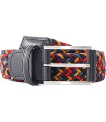 anderson's woven fabric belt - multi b0667-080