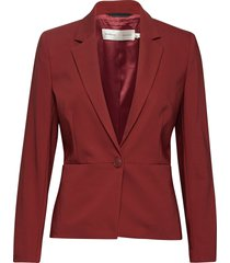 zella blazer blazer kavaj röd inwear