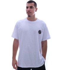 camiseta fatal new concept branco - masculino