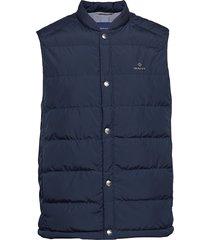 d1. the butt d vest vest blauw gant