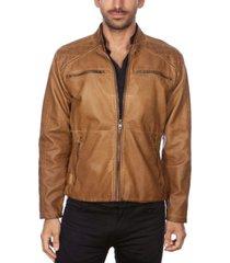 marqt men's washed jacket