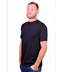 alan red t-shirt virginia black (two pack)