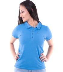 camisa polo cp0719 regular traymon azul - kanui