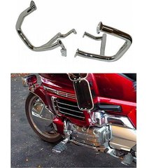 chrome engine case guards - '98 style - for all honda goldwing gl1500 (45-8543)