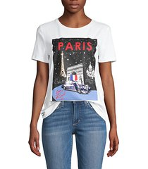 rolls royce paris graphic tee
