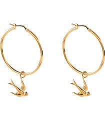 mcq alexander mcqueen earrings