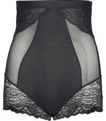 hiwaist brief lingerie shapewear bottoms svart spanx